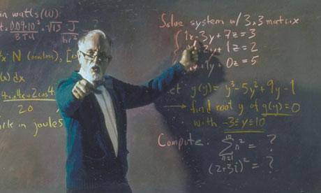 Maths-teacher